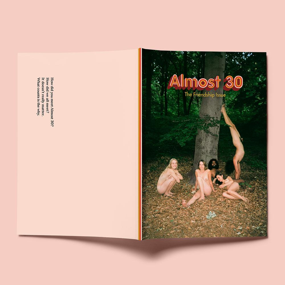 ALMOST 30 MAGAZINE