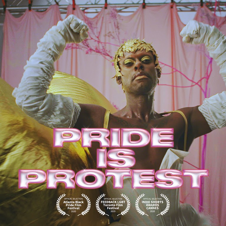 PRIDE IS PROTEST